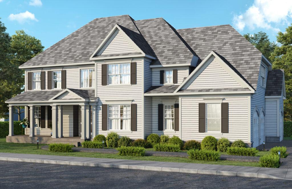 Stallion Ridge Homes | The Chaise 3096 Sqft