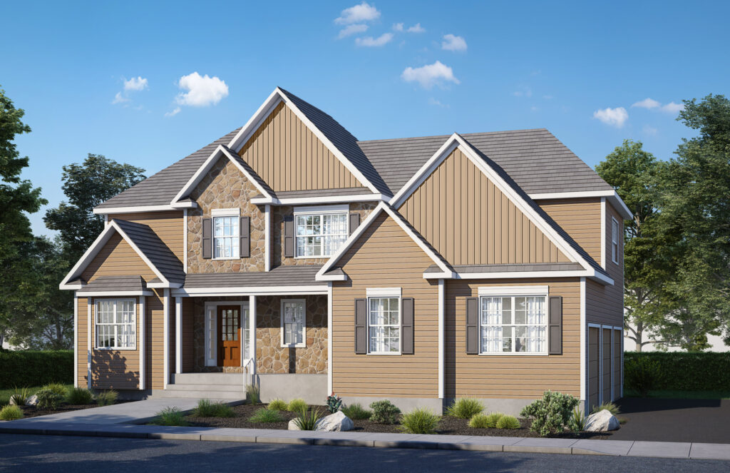 3200 Sqft Plan - The Mare