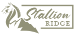 Stallion Ridge Glastonbury Logo