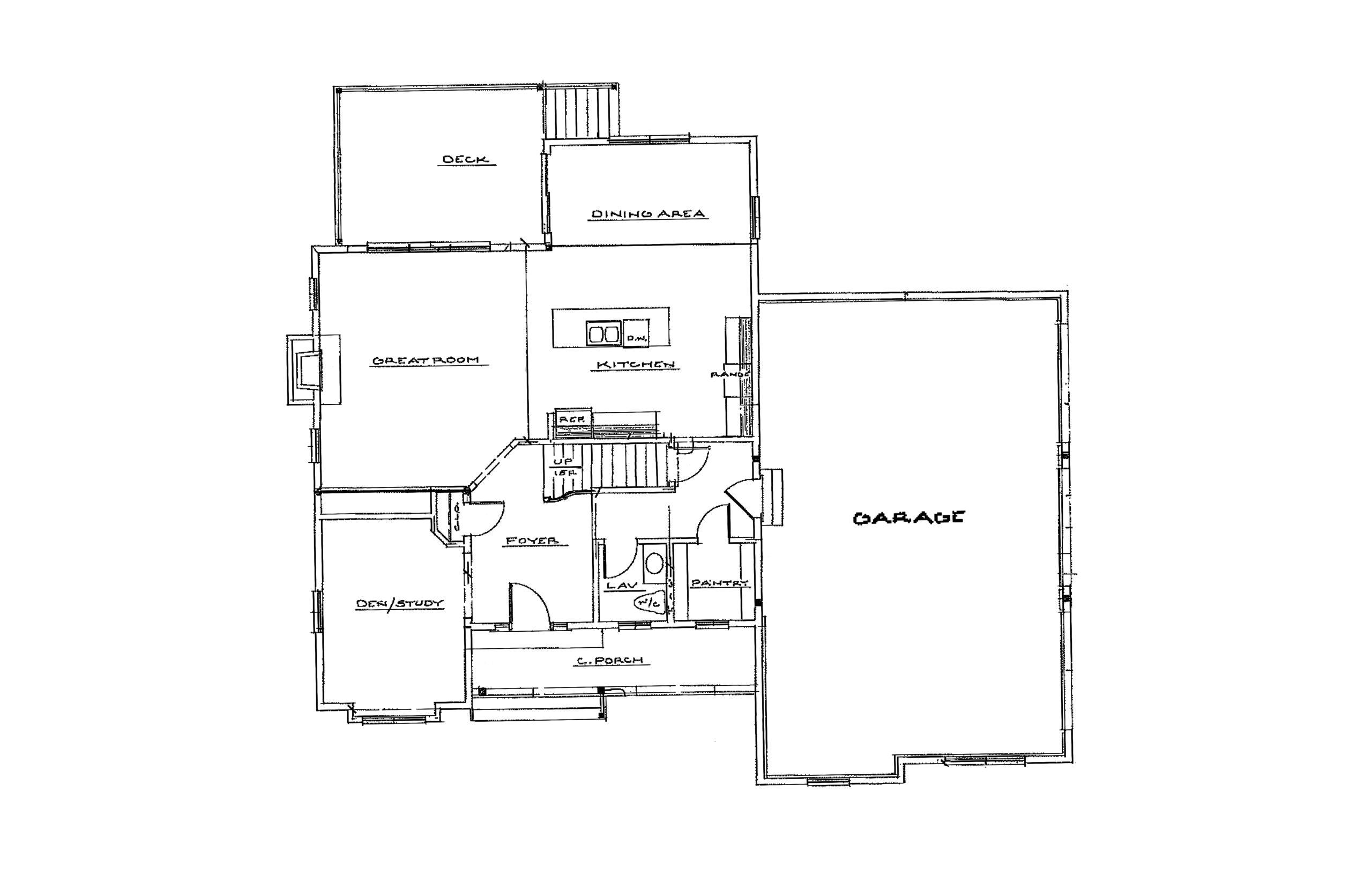 The Mare | 3200 Sqft Plan $800,000 1st Floor